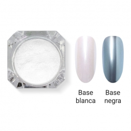 Pigmento efecto Sirena. Color: blanco. Número: 39324-1
