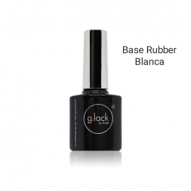 Base Rubber Blanca esmalte semipermanente G. Lack Luxe Nails. 8ml. Número: 13905