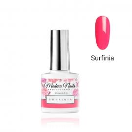 Esmalte semipermanente Modena Nails. Surfinia. 7,3ml. Color: rosa coral