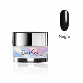 Painting gel Quick Step Modena Nails. 5g. Color: negro