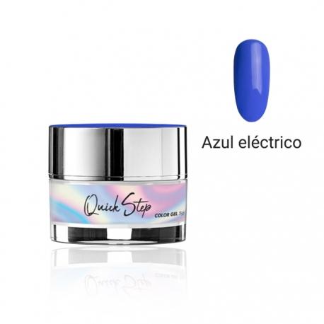 Painting gel Quick Step Modena Nails. 5g. Color: Azul eléctrico