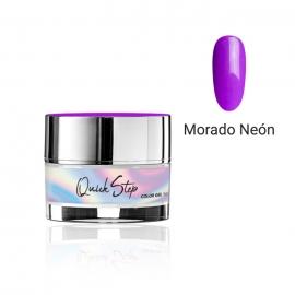 Painting gel Quick Step Modena Nails. 5g. Color: Morado neón