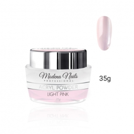 Polvo acrílico de construcción Modena Nails Baby cover (rosa baby).  35g