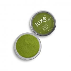 Polvo acrílico Luxe Nails. Color: verde oliva. 6gr.
