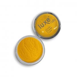 Polvo acrílico Luxe Nails. Color: amarillo. 6gr.