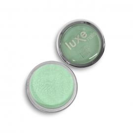 Polvo acrílico Luxe Nails. Color: verde pastel. 6gr.