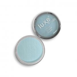 Polvo acrílico Luxe Nails. Color: azul pastel. 6gr.