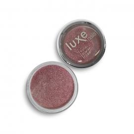 Polvo acrílico Luxe Nails. Color: vino purpurina. 6gr.