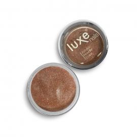 Polvo acrílico Luxe Nails. Color: marrón purpurina. 6gr.