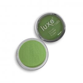 Polvo acrílico Luxe Nails. Color: verde manzana. 6gr.