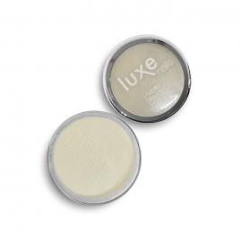 Polvo acrílico Luxe Nails. Color: blanco metalizado. 6gr.