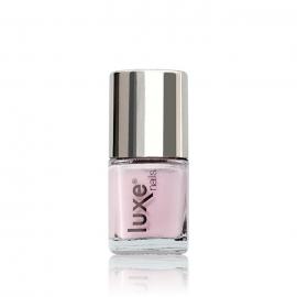 Esmalte tradicional para uñas Luxe Nails. Color: rosa palo. 9ml