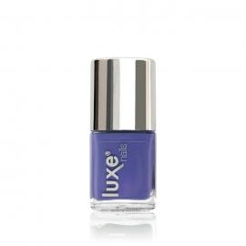 Esmalte tradicional para uñas Luxe Nails. Color: lila. 9ml