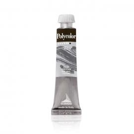 Pintura acrilica Polycolor. Color: negro. 20ml.