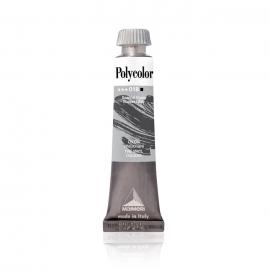 Pintura acrilica Polycolor. Color: blanco titanio. 20ml.