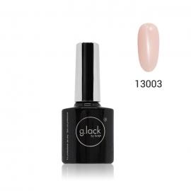 Esmalte semipermanente. Color 13003 (rosa pastel semitransparente) 8ml