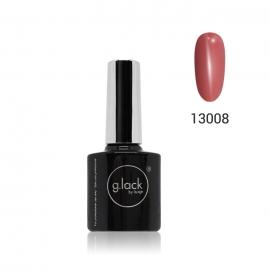 Esmalte semipermanente. Color 13008 (rosa marron) 8ml.