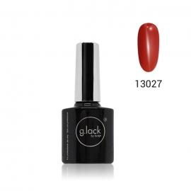 G. Lack Luxe Nails. Esmalte semipermanente. Color 13027 (rojo) 8ml.