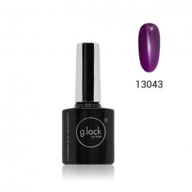 G. Lack Luxe Nails. Esmalte semipermanente. Color 13043 (morado) 8ml.