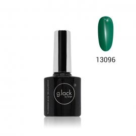 G. Lack Luxe Nails. Esmalte semipermanente. Color 13096 (verde esmeralda) 8ml.