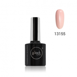 G. Lack Luxe Nails. Esmalte semipermanente. Color 13155 (rosa pastel) 8ml.