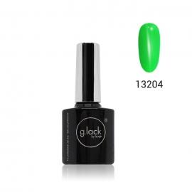 G. Lack Luxe Nails. Esmalte semipermanente. Color 13204 (verde neon) 8ml.