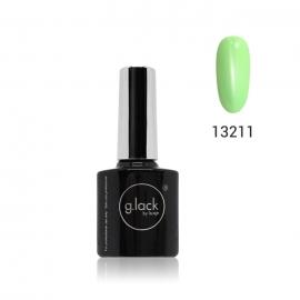 Esmalte semipermanente G. Lack Luxe Nails. Color: verde pastel. 8ml.