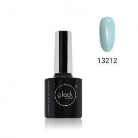 Esmalte semipermanente G. Lack Luxe Nails. Color: azul pastel. 8ml.
