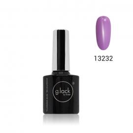 Esmalte semipermanente G. Lack Luxe Nails. Color: lila. 8ml.