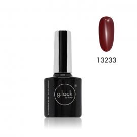 Esmalte semipermanente G. Lack Luxe Nails. Color: rojo vino. 8ml.