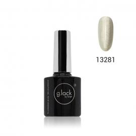 Esmalte semipermanente G. Lack Luxe Nails. Color: blanco nacarado. 8ml.