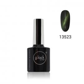 Finalizador Lack Gel Luxe Nails «Ojo de gato». Color: verde. 8ml.