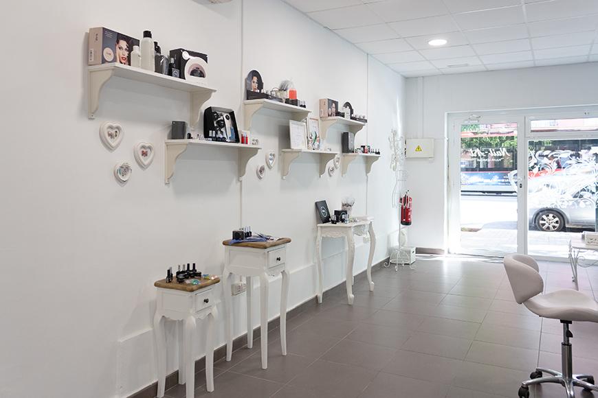Salón de uñas en Valencia